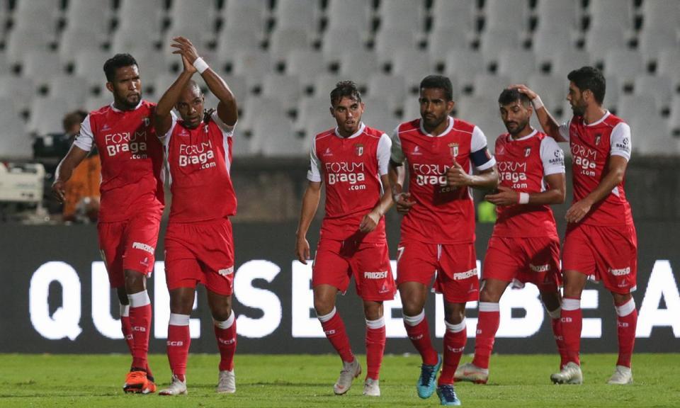Sp. Braga: Abel só muda um jogador na lista de convocados