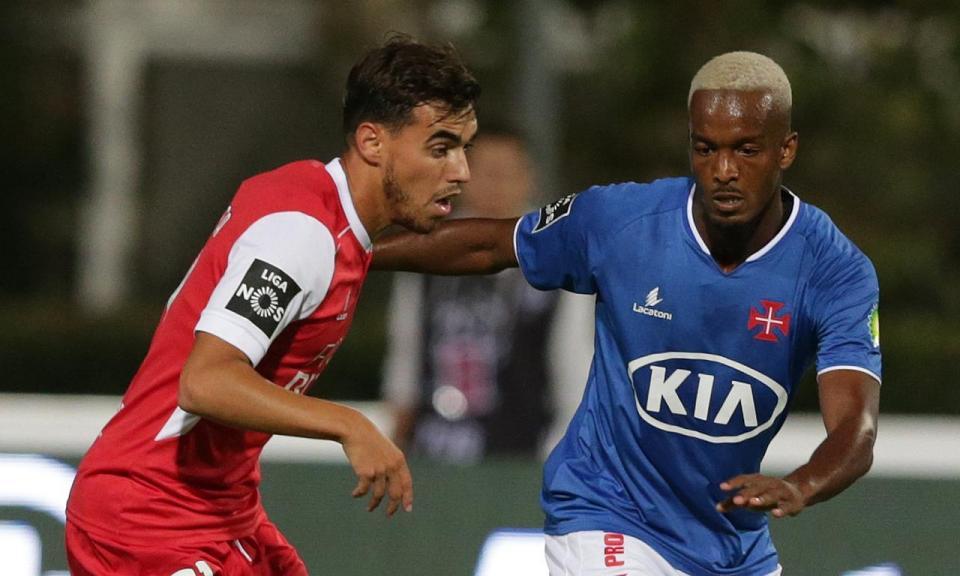 Belenenses-Sp. Braga, 0-3 (destaques)