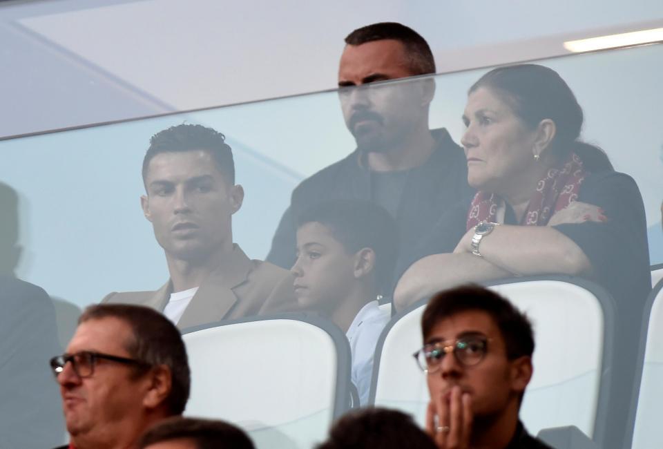Ronaldo e a acusação de violação: «O pior é para a minha mãe e irmãs»