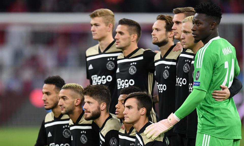 Atenção Benfica: Ajax aplica «chapa-5» ao AZ Alkmaar