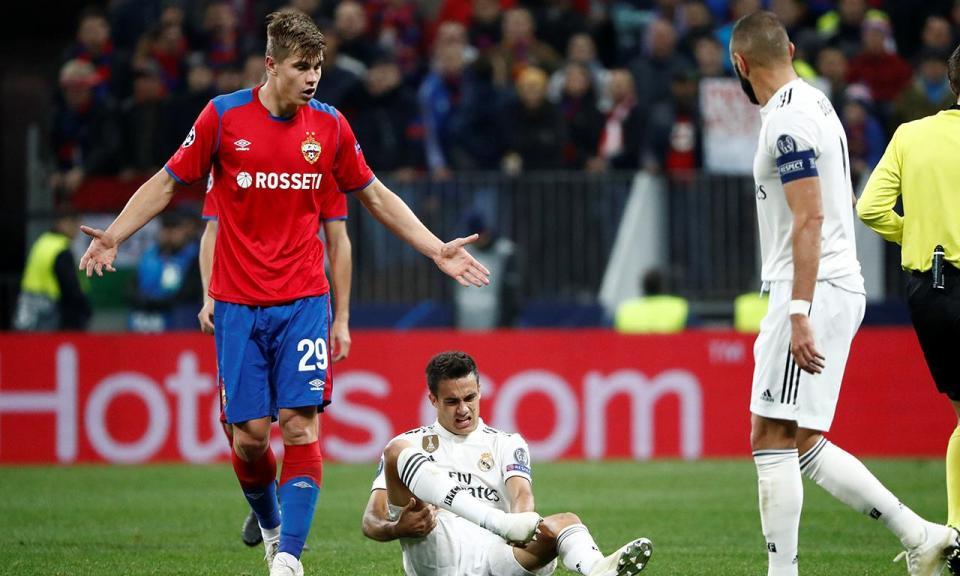 Três jogos em branco do Real Madrid? Há que recuar até 2006/07