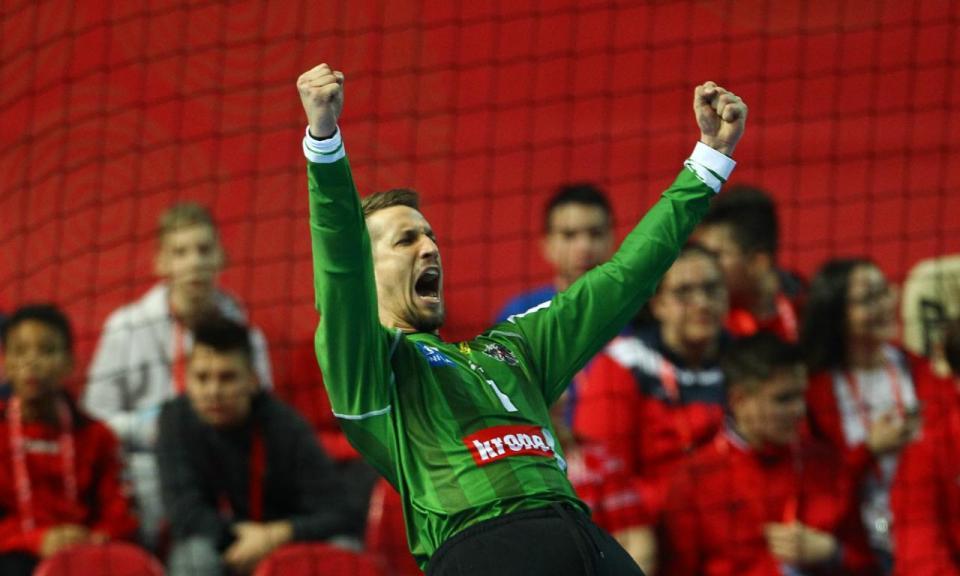 Andebol: internacional austríaco reforça baliza do FC Porto
