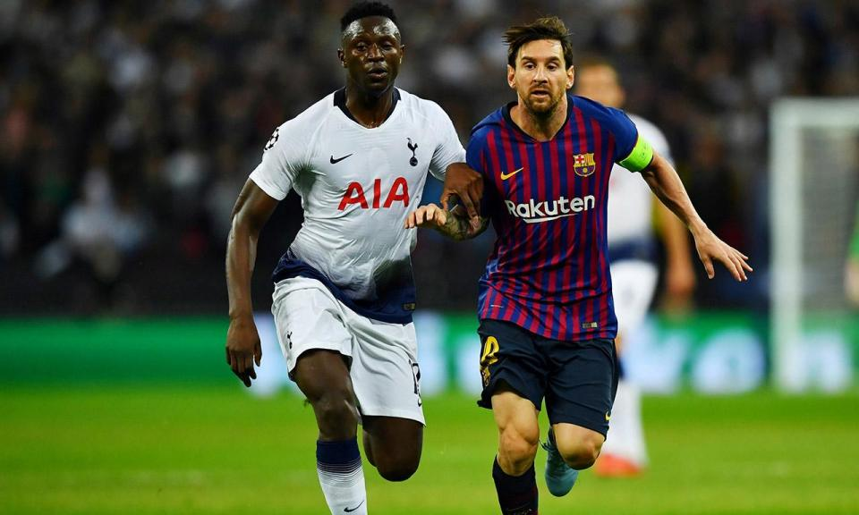 Messi alerta: «Estar bem na Liga para estar bem na Champions»