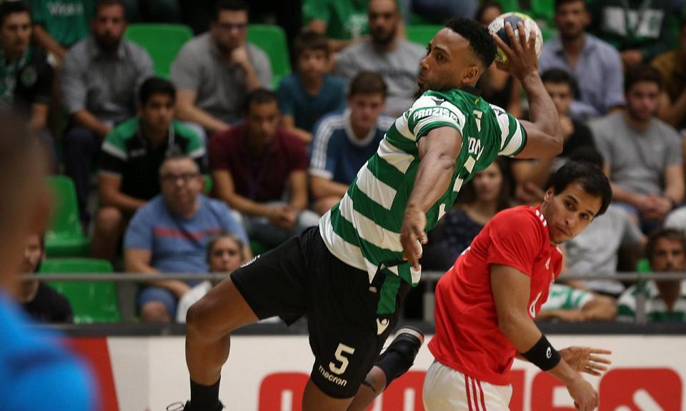 Andebol: Sporting-Benfica abre fase de apuramento de campeão