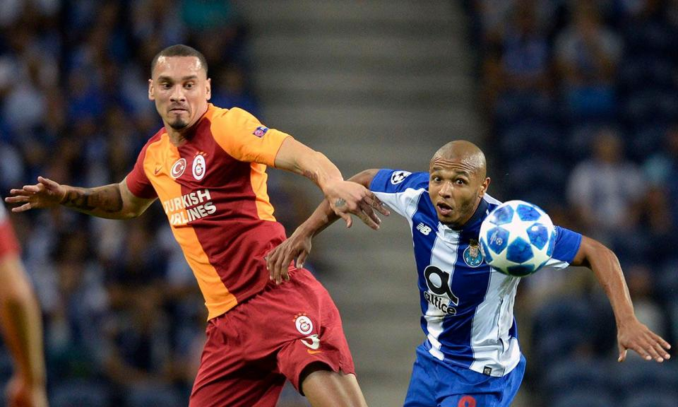 LC: FC Porto-Galatasaray, 1-0 (resultado final)