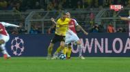 Champions: resumo do Dortmund-Mónaco (3-0)