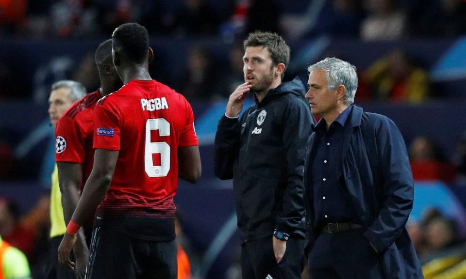 Deschamps: «Foi exagerado o diferendo entre Mourinho e Pogba»