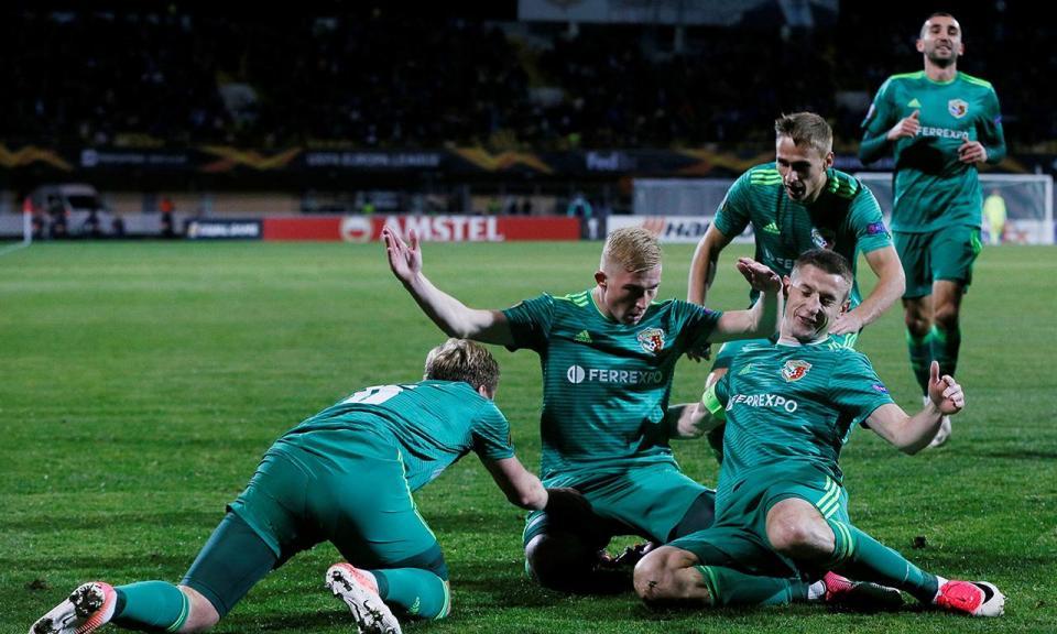 Atenção Sporting: Vorskla perde com o último classificado