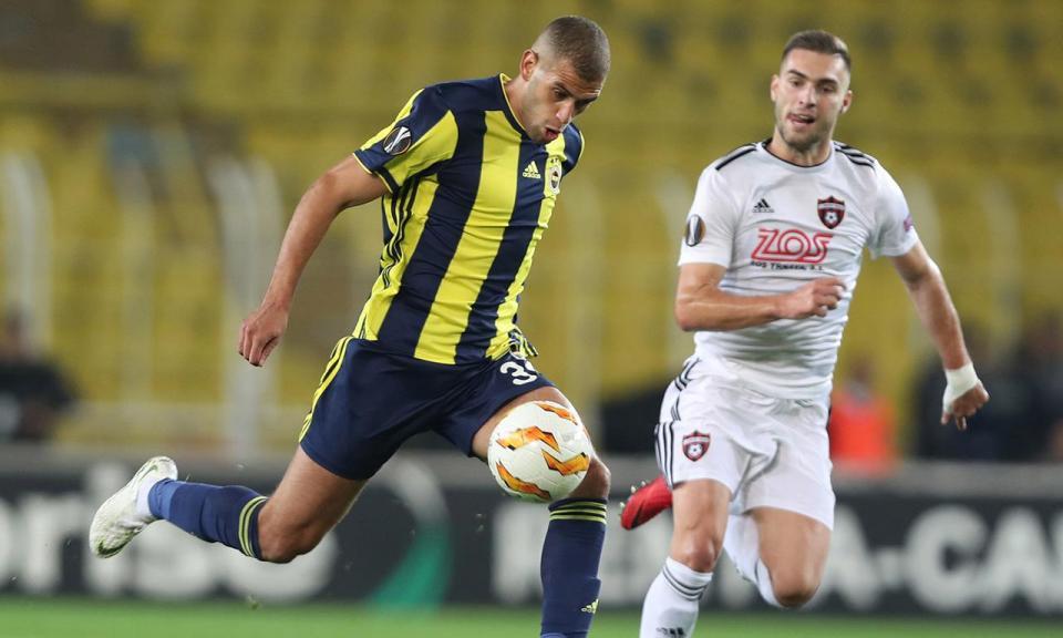 Turquia: João Pereira agrava crise do Fenerbahçe