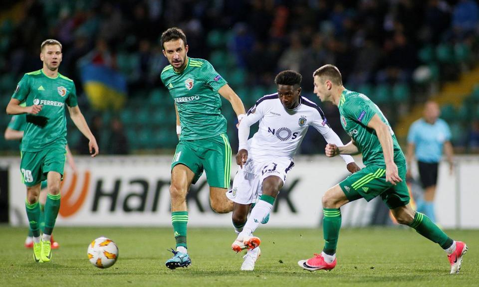 Ranking UEFA: jornada perfeita de Portugal rende muito pouco