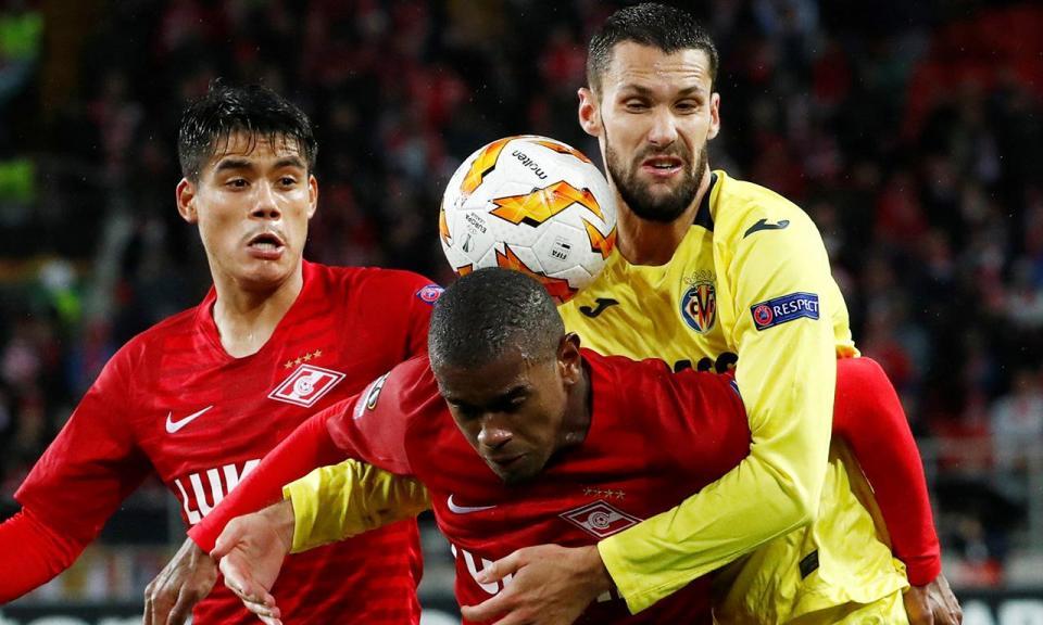 LE: Zé Luís e Melgarejo marcam mas Cazorla evita derrota do Villarreal
