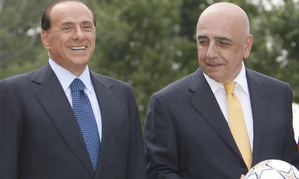 Monza: Berlusconi quer jogadores jovens, sem barba e sem tatuagens