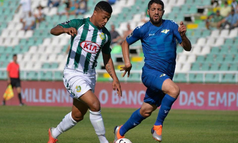V. Setúbal-Moreirense, 3-0 (destaques)