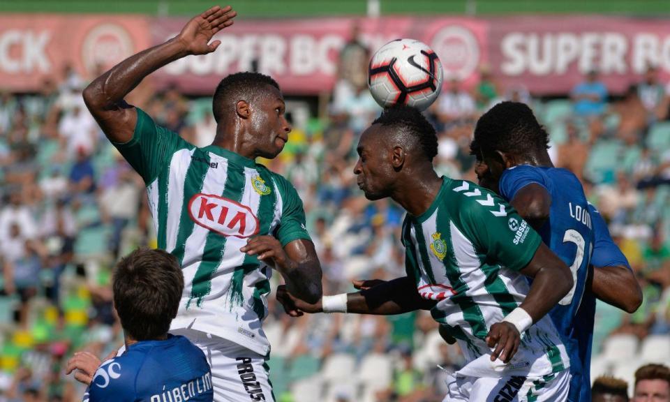 V. Setúbal-Moreirense, 3-0 (resultado final)