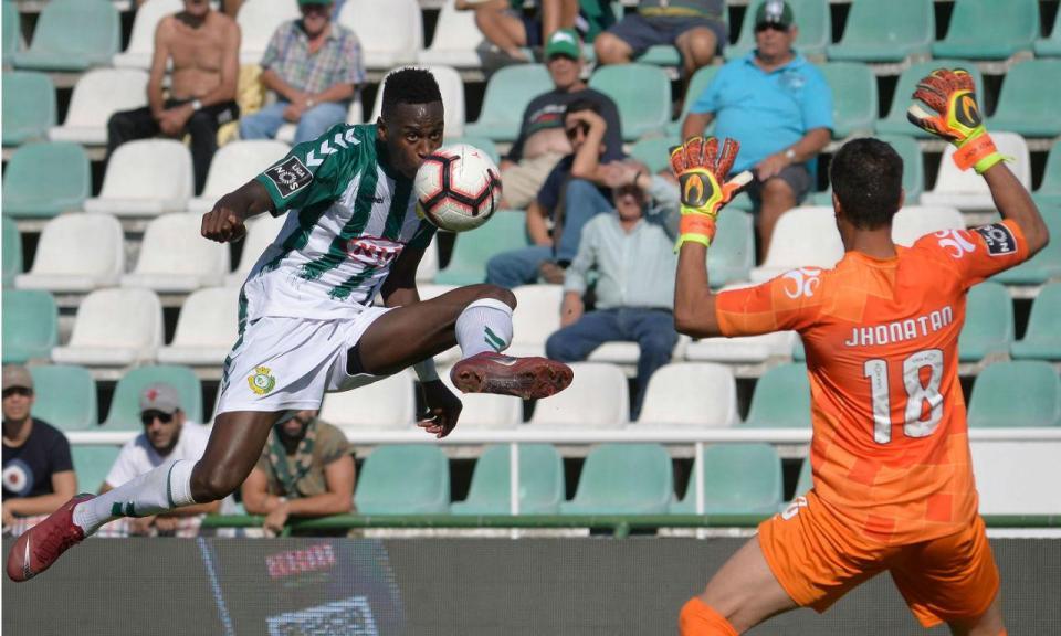 VÍDEO: Mendy faz o 2-0 do Vitória de Setúbal em Tondela