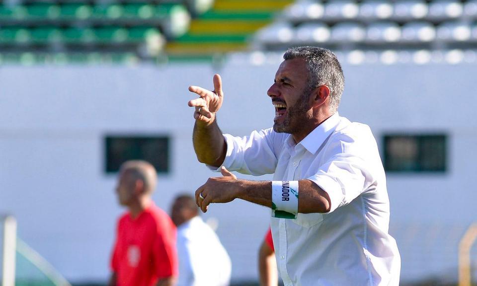 Ivo Vieira: «Não podemos responder a uma falta de qualquer maneira»