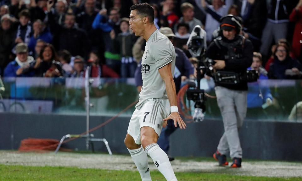 Cristiano Ronaldo nomeado para a Bola de Ouro