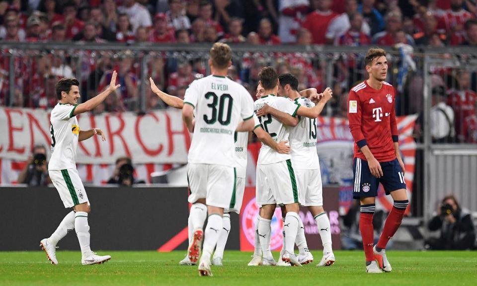 Atenção Benfica: Bayern Munique cai com estrondo em casa