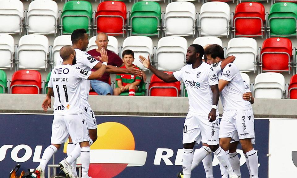 Marítimo-V. Guimarães, 1-3 (destaques)