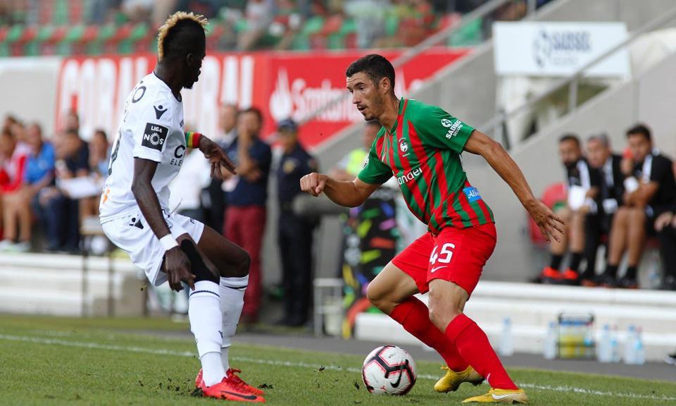 V. Guimarães: Sacko convocado para a seleção do Mali