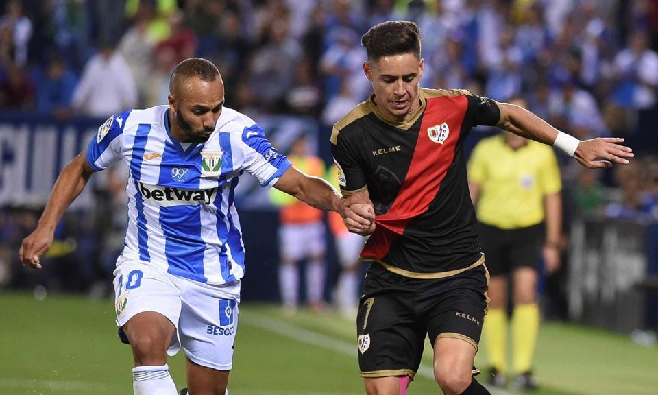 Espanha: Rayo Vallecano com Bebé perde ante o Leganés