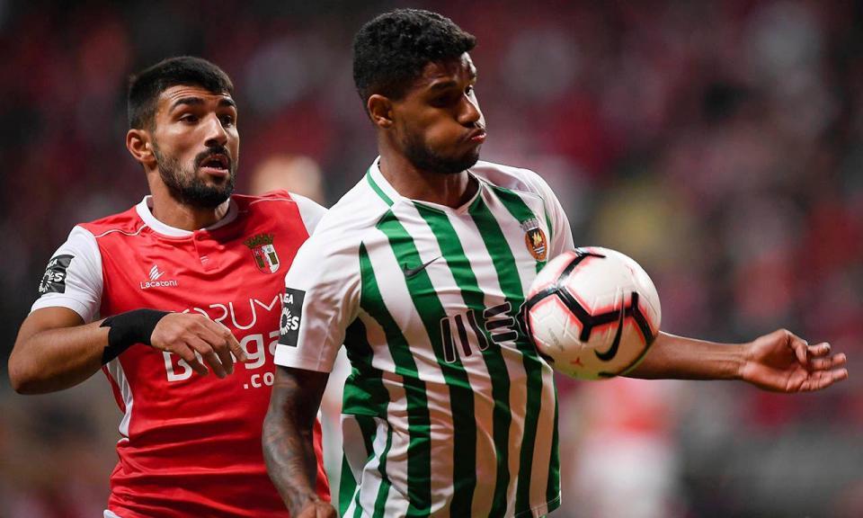 Sp. Braga-Rio Ave, 1-1 (crónica)