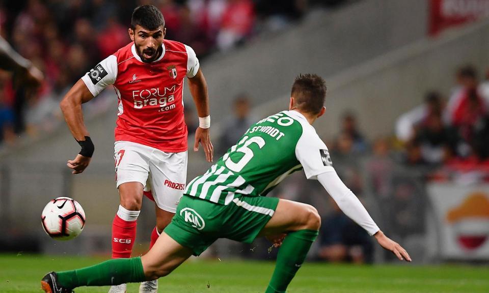 VÍDEO: o resumo do empate entre Sp. Braga e Rio Ave