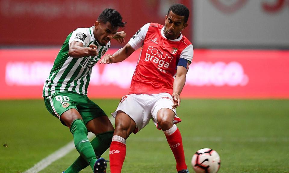 Sp. Braga-Rio Ave, 1-1 (resultado final)