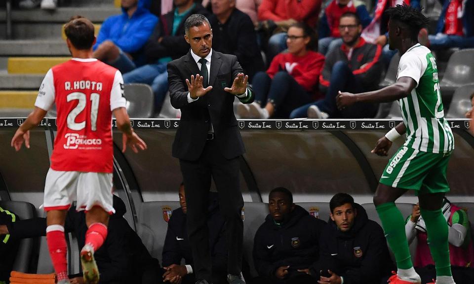 José Gomes: «Assumimos o nosso jogo contra o primeiro classificado»