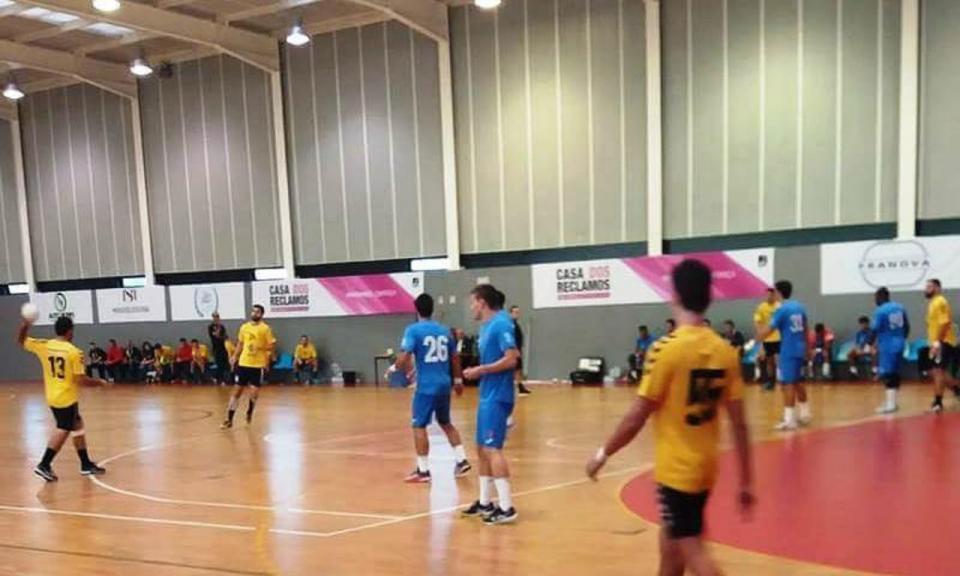 Andebol: Belenenses vence e iguala FC Porto