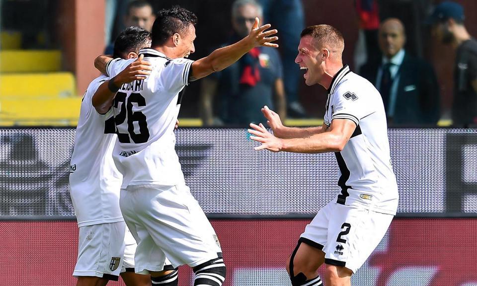 Itália: Bruno Alves titular na reviravolta do Parma em Génova