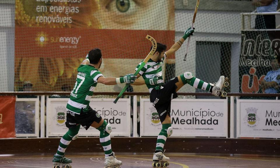 Hóquei: Sporting perde liderança diante do Paço de Arcos