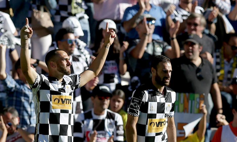 Boavista-Desp. Aves, 1-0 (destaques)