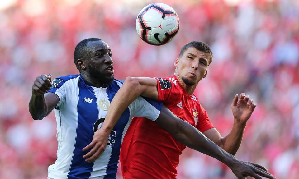 Benfica-FC Porto, 1-0 (destaques dos dragões)
