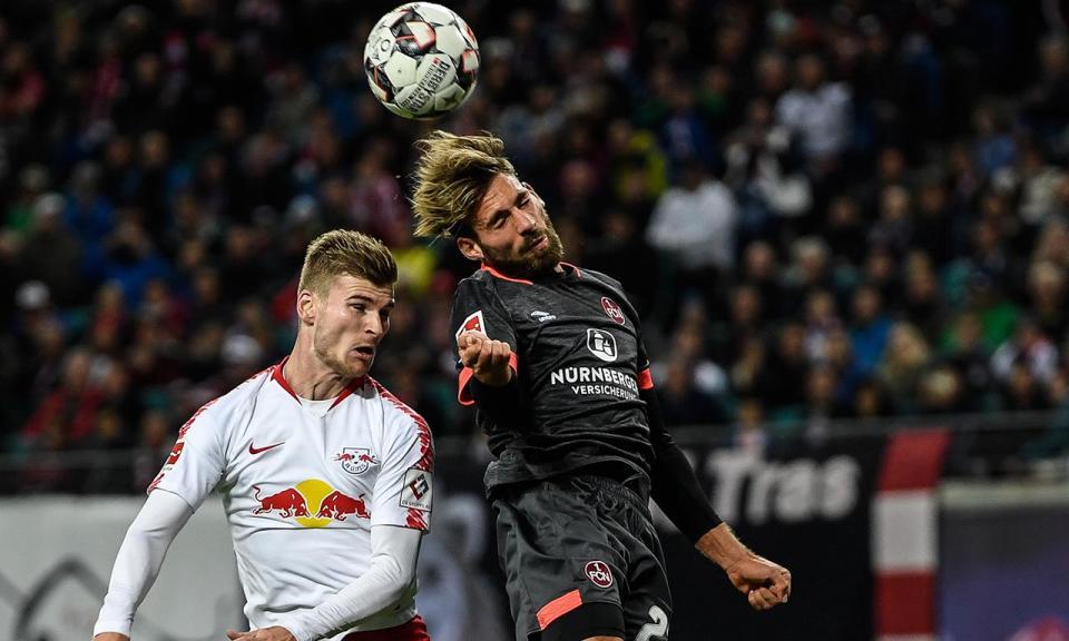Alemanha: Leipzig cilindra Nuremberga por 6-0