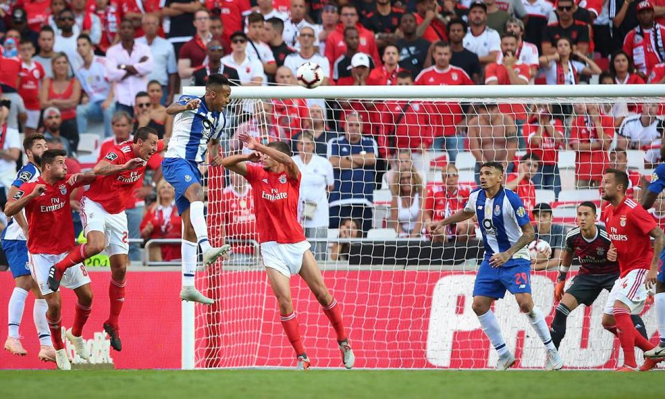 VÍDEO  o resumo da vitória do Benfica ante o FC Porto  e52c2ab83000a