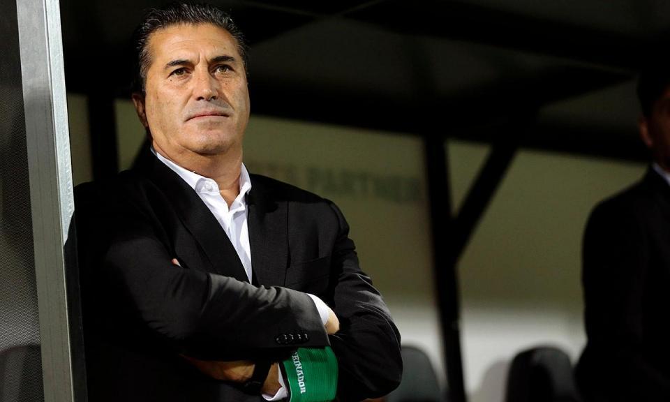 José Peseiro: «Não temos os recursos de Benfica e FC Porto»