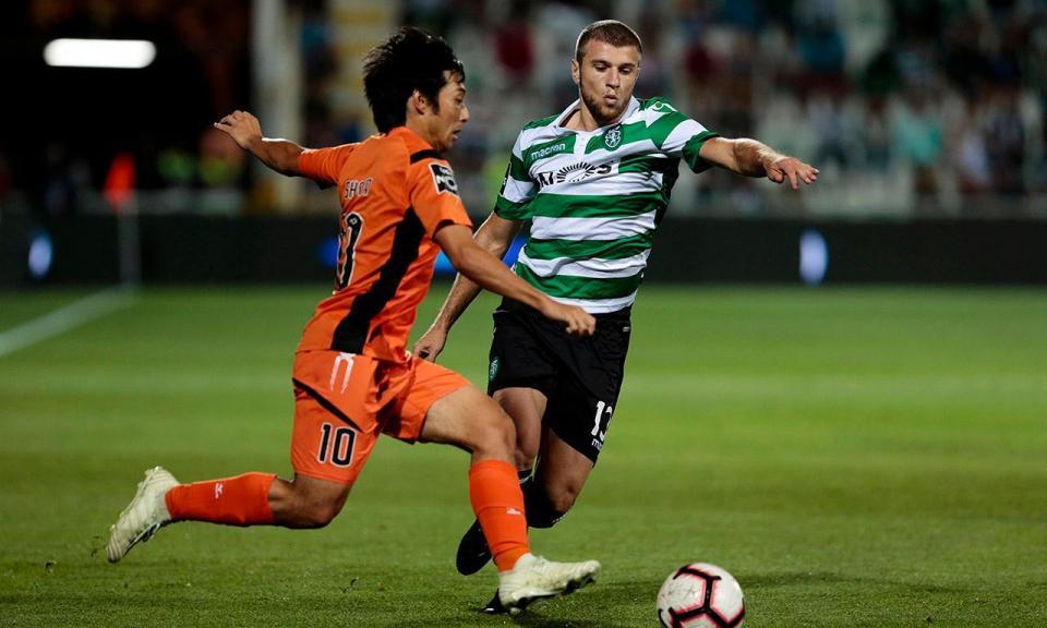 Portimonense-Sporting, 4-2 (destaques)