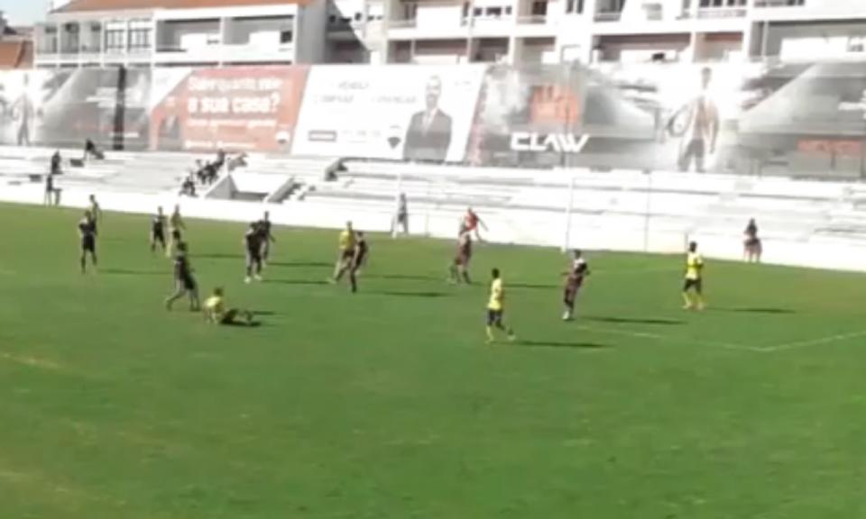 VÍDEO: candidato ao Puskas (mesmo!) no Campeonato Portugal