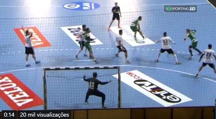 Sporting: Ruesga marcou o melhor golo na Champions (outra vez)