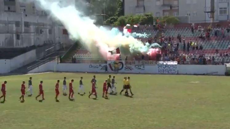 VÍDEO: Estrela voltou ao Estádio José Gomes e teve esta receção