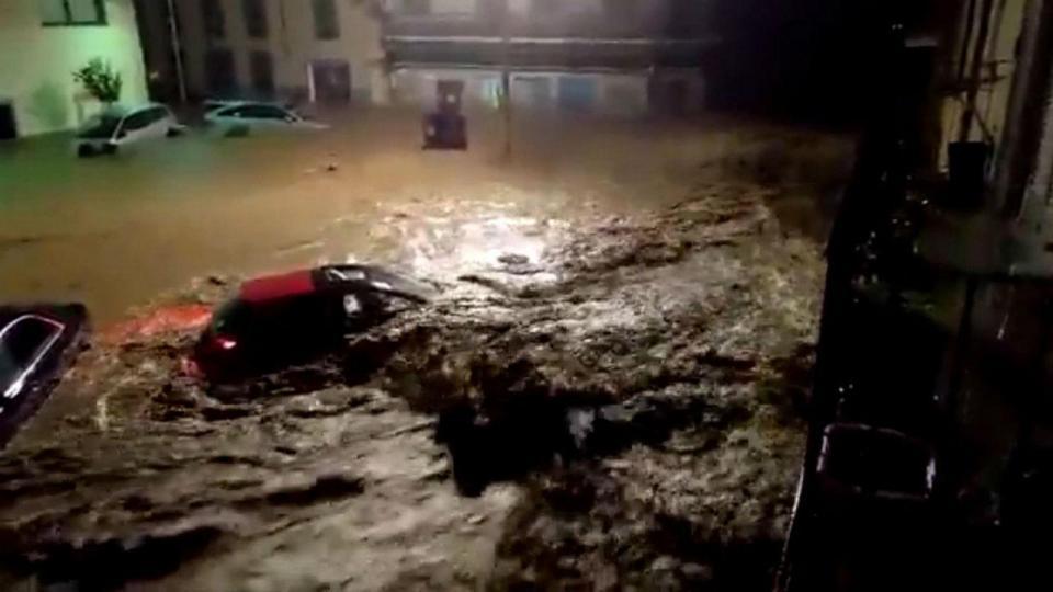 Nadal oferece alojamento a afetados pelas inundações em Maiorca