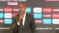 Representante do Benfica, Luisão comenta sorteio da Taça de Portugal