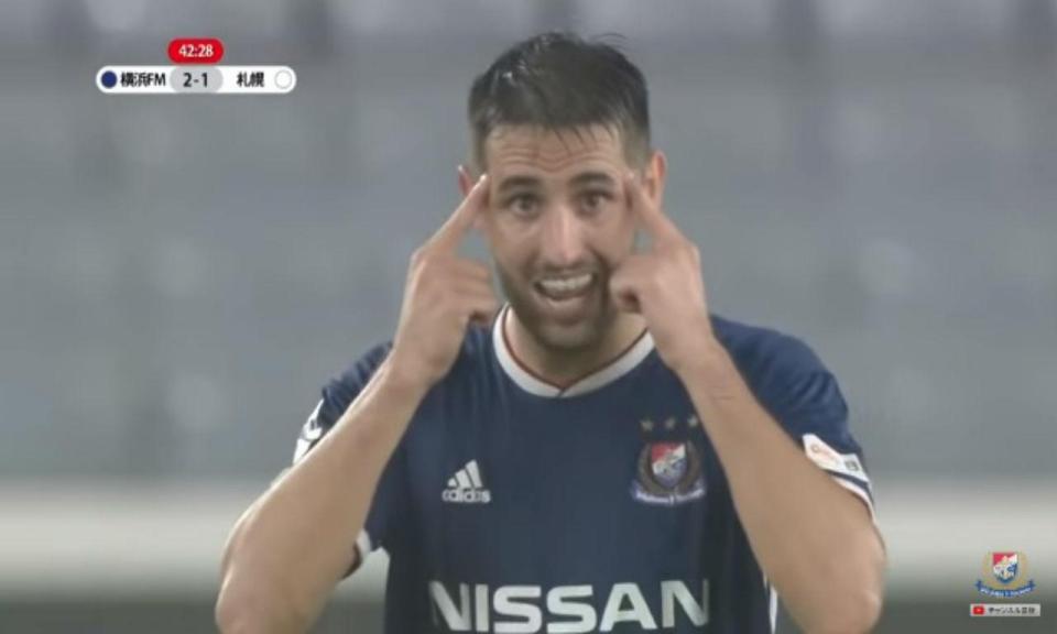 VÍDEO: Hugo Vieira dá vitória nos descontos ao Yokohama Marinos