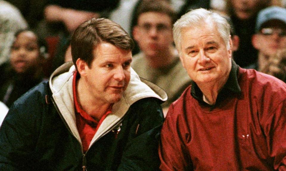 Morreu Tex Winter, «estratega» dos Bulls da década de 90