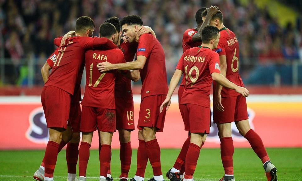 Portugal sobe um lugar no ranking FIFA d1a32a16f1a