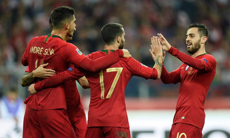 f95919f9a70f6 Liga das Nações  fase final no Porto e Guimarães se Portugal vencer grupo