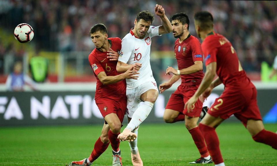 Liga Nações: Polónia-Portugal, 2-3 (resultado final)