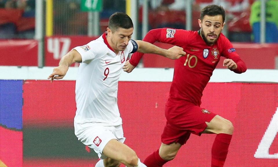 Polónia com duas estreias para o jogo contra Portugal