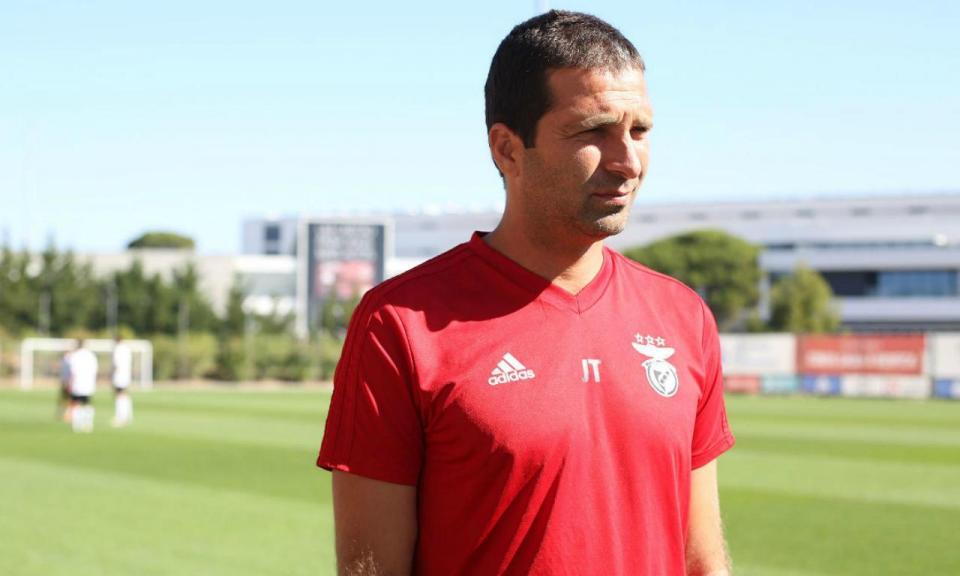 Benfica: João Tralhão de saída para o Mónaco